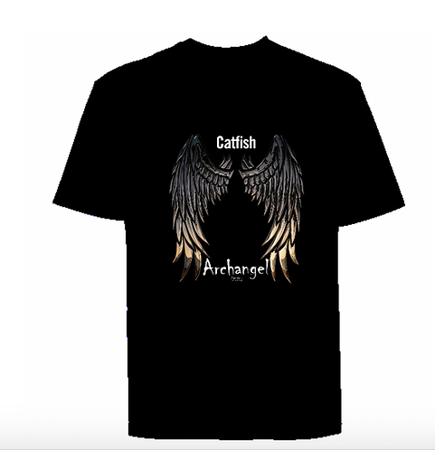 Mens Archangel t shirt large logo
