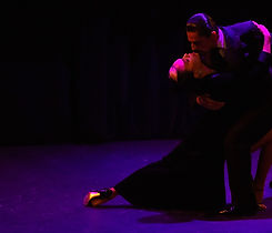 Tomas Gimena Tango Dance Show Class Couples Coaching Lesson