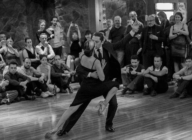 Tomas Gimena Tango Performance Milonga