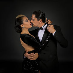 Tomas Gimena Tango Embrace Lessons Show Wedding