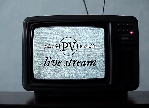 Live Stream PV TV Edición