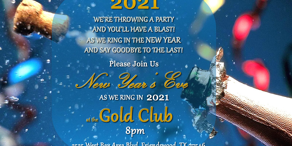 GC New Years Eve Party