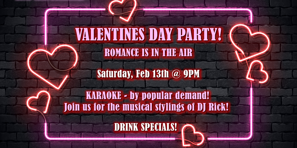 GC VALENTINES DAY PARTY!