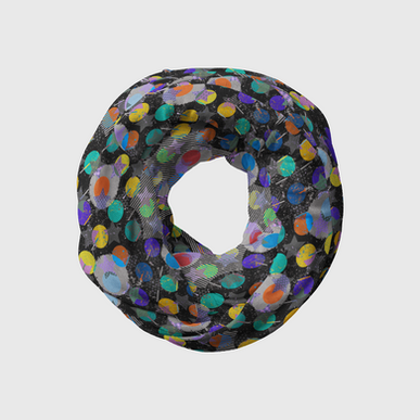 Multi Color Dots