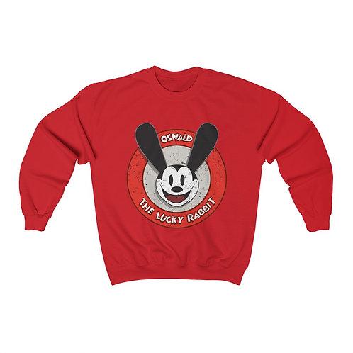 Oswald The Lucky Rabbit Unisex Heavy Sweatshirt