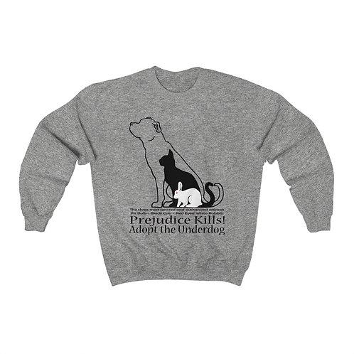 Adopt the Underdog Unisex Heavy Blend™ Crewneck Sweatshirt