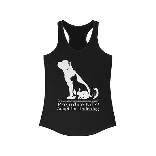 Adopt the Underdog Women's Ideal Racerback Tank