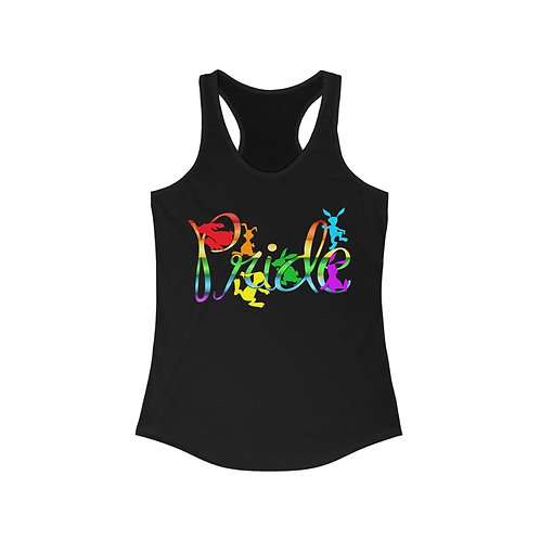Pride Women's Ideal Racerback Tank