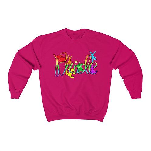 Pride Unisex Heavy Blend™ Crewneck Sweatshirt