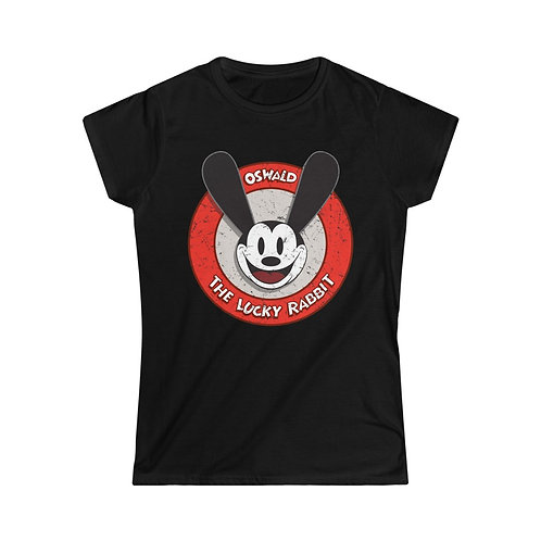 Oswald The Lucky Rabbit Women's Softstyle