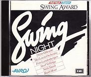 Live uit het concertgebouw op de Pall Mall swing night