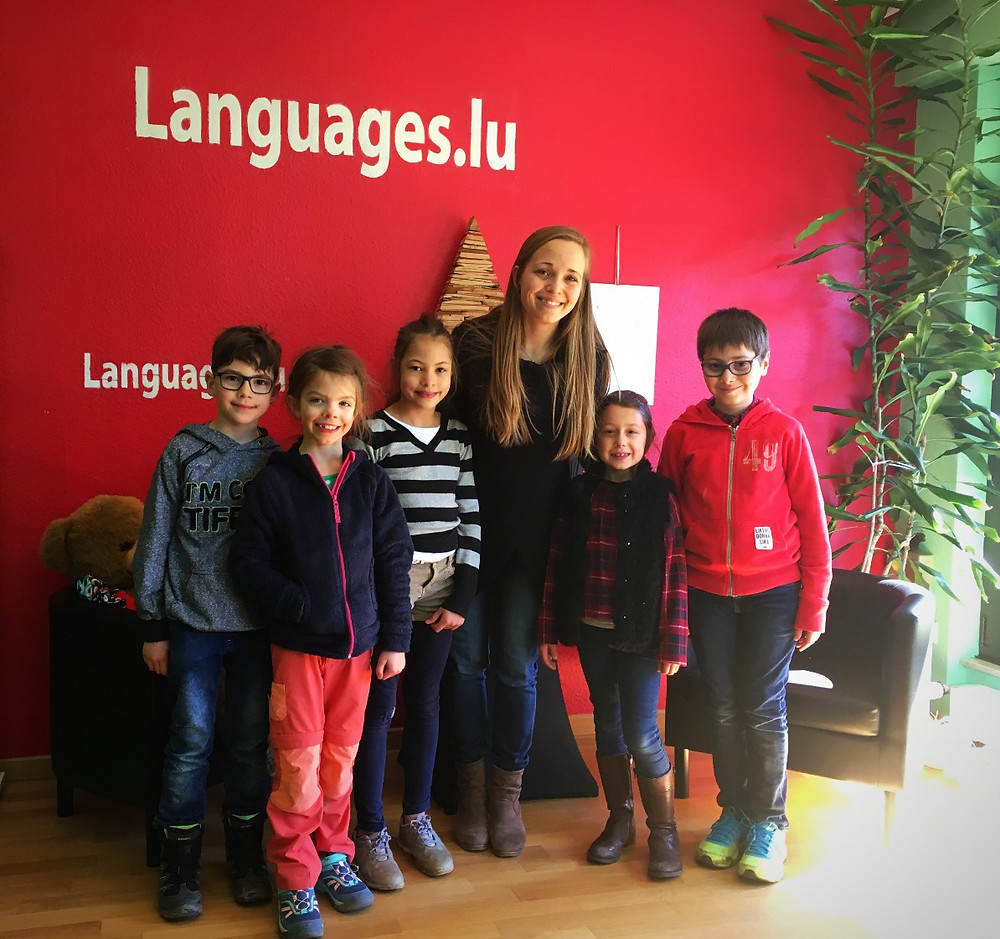 Language holiday camp