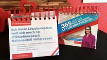 Cours de luxembourgeois pour la naturalisation