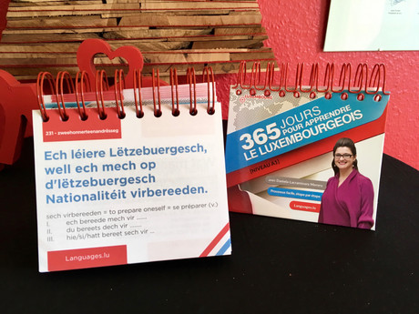 Luxembourgish courses to apply for the nationality