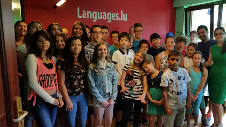 Language camps during school holidays