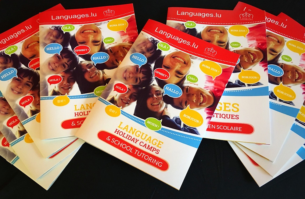 Download Languages.lu Brochure 2018