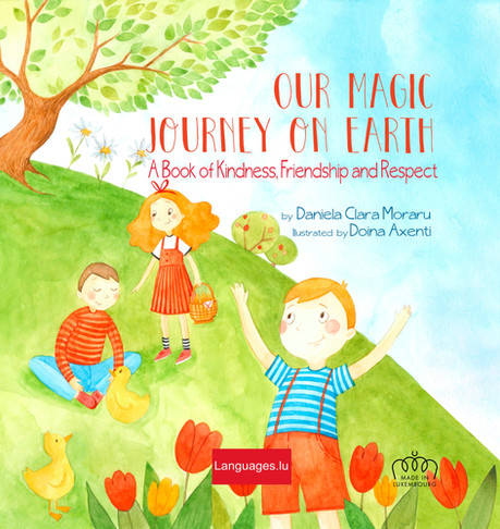 Book launch: Our Magic Journey on Earth. A Book of Kindness, Friendship and Respect