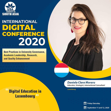 Digital education in Luxembourg - join the conversation!