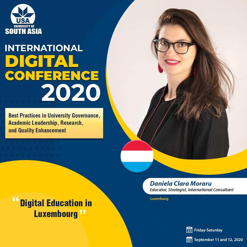 Digital education Luxembourg