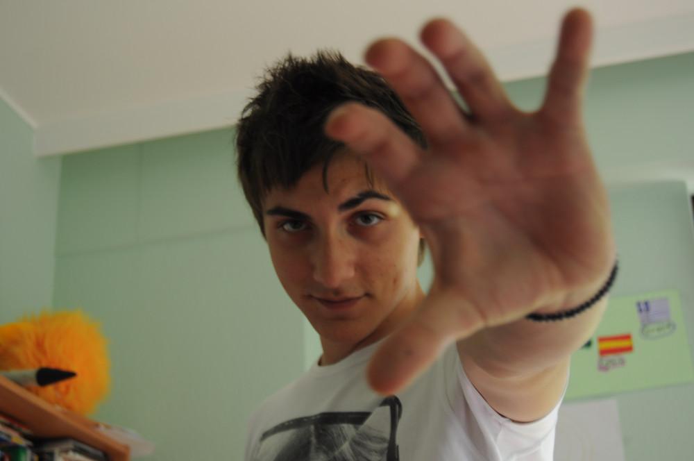 Alex in 2010