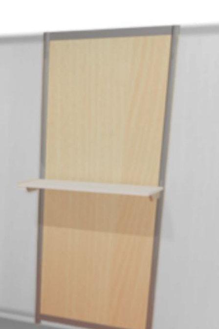 Étagère blanche - 100cm x 30cm