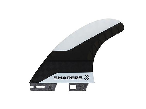 SHAPERS FINS CARBON FLARE FCS 2