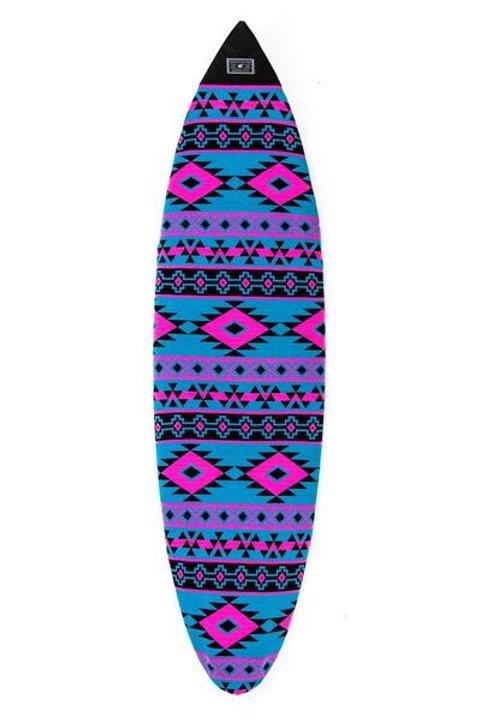 Sox creatures navajo surfboards 6´3