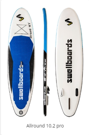 Swell Stand Up Inflable Lite 10´2´´