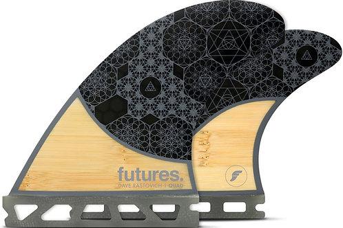 FUTURES FINS DAVE RASTOVICH QUAD