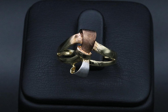 18k Gold Ring