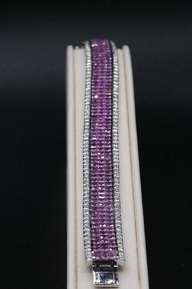 Diamond 18k Gold Bracelet