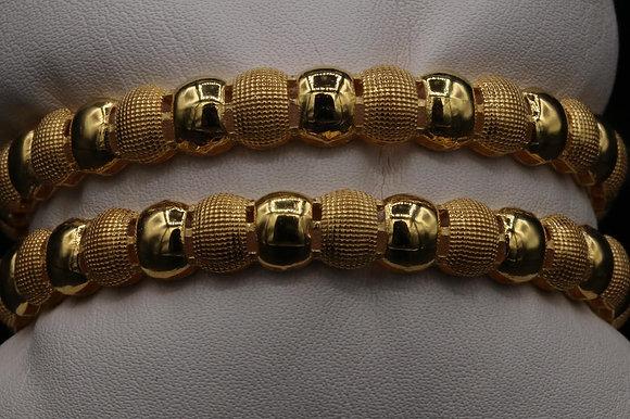 21K Gold Bangle