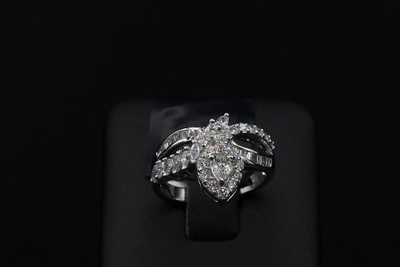 Diamond Jewellery 18k Gold Ring