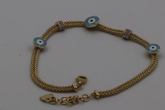 18k Gold Bracelete