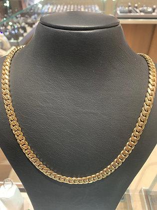 10k Cuban Gold Chain