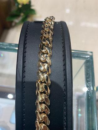 10 k gold Cuban Bracelet
