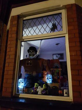 Scary Frank