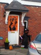 Spooktacular Scarecrow
