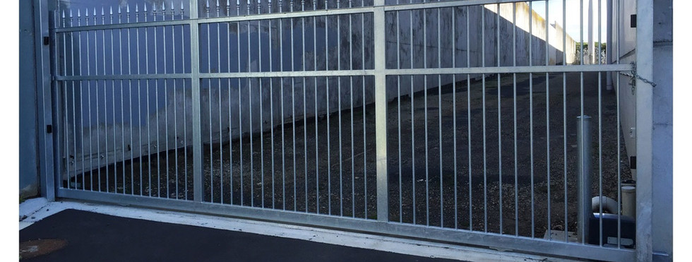 Commercial Fencing and Gates - CMFG 1007