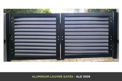 Aluminium Louvre Gate - ALG 1009