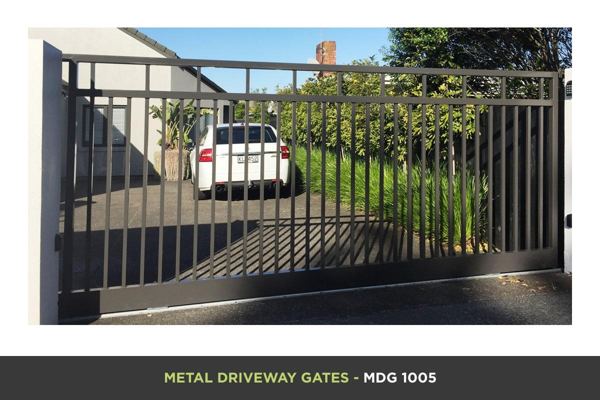 Metal Driveway Gate - MDG 1005