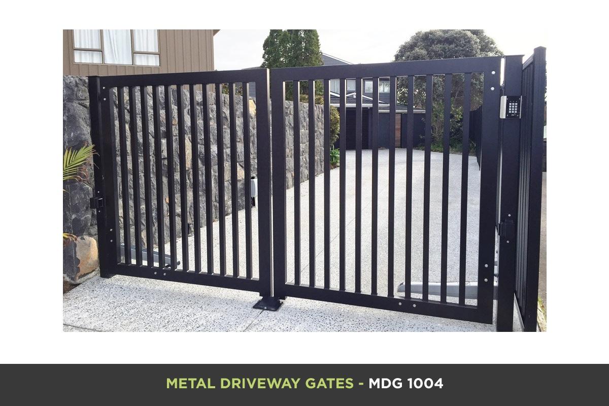Metal Driveway Gate - MDG 1004