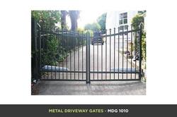 Metal Driveway Gate - MDG 1010