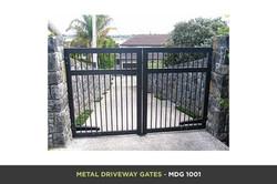 Metal Driveway Gate - MDG 1001