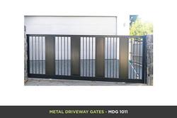 Metal Driveway Gate - MDG 1011