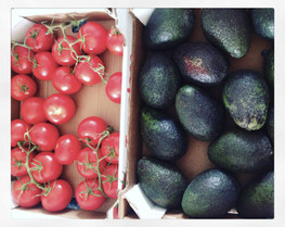 Health, Avocado and Tomatoes Oxford Acupuncture Charley Roux