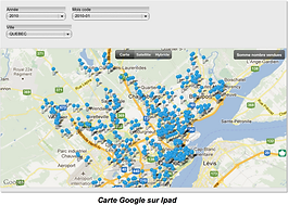Technologies BI - Cartographie