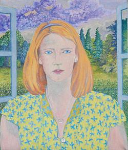 Portrait of Bernadette
