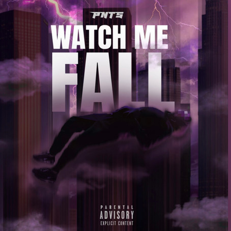 April Track Of The Month - Watch Me Fall