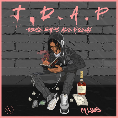 May Project Of The Month - T.R.A.P (These Raps Are Poems)
